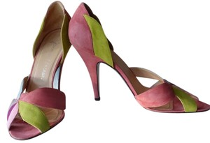Jean-Michel Cazabat multicolor Pumps