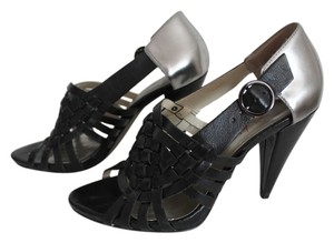 Miss Sixty Black and silver Pumps