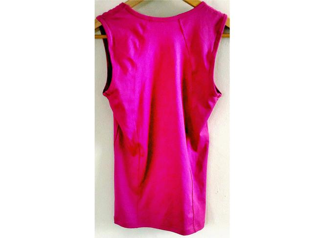 Champion Stretchy V-neck Top purple