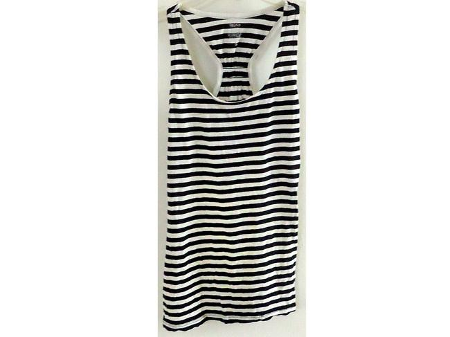 Mossimo Supply Co. Racer-back Top striped