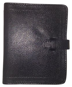 Coach Coach Bifold Leather Travel Photo Case
