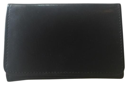 Preload https://item1.tradesy.com/images/fossil-black-vintage-leather-card-key-id-case-wallet-3489310-0-0.jpg?width=440&height=440