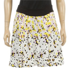 Diane von Furstenberg Mini Skirt Multicolor