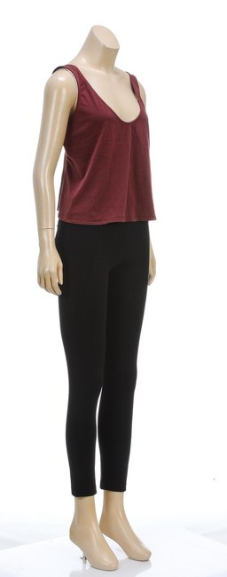 Marni Top Burgundy