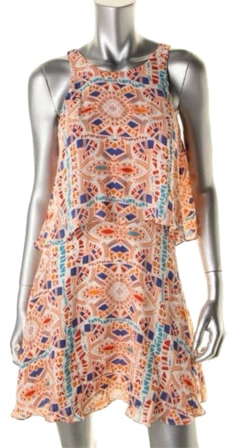 Dolce Vita short dress Multicolor on Tradesy