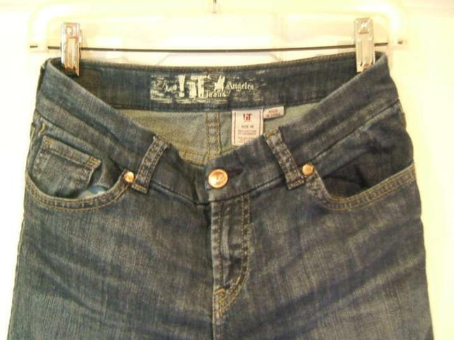 !iT Jeans It It Capri Cropped Shorts Juniors 14 6 29 Waist 29 Small Estra Small Girls 14 Fall Bts Capri/Cropped Denim-Medium Wash