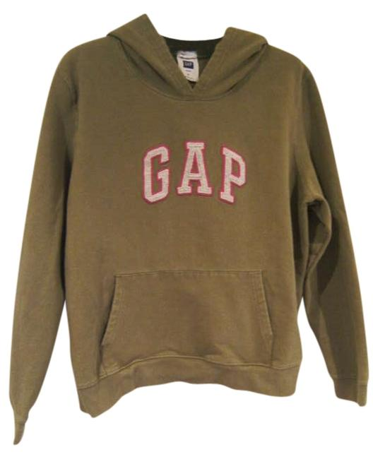 Preload https://item2.tradesy.com/images/gap-olive-green-comfy-logo-pull-over-youth-xl-sweatshirthoodie-size-2-xs-349181-0-0.jpg?width=400&height=650