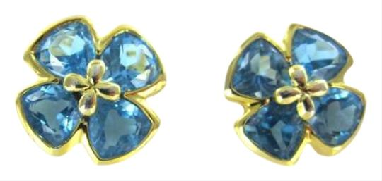 Preload https://item1.tradesy.com/images/gold-14kt-yellow-earrings-blue-topaz-flower-40dwt-precious-birthstone-stone-349245-0-0.jpg?width=440&height=440