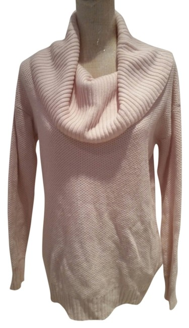 Preload https://img-static.tradesy.com/item/3492535/new-york-and-company-pink-cowl-neck-sweaterpullover-size-8-m-0-0-650-650.jpg