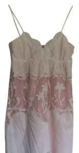 Betsey Johnson short dress Pink on Tradesy