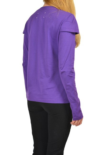 Maison Martin Margiela T Shirt Purple