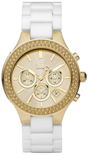 Preload https://item4.tradesy.com/images/dkny-gold-ladies-ny8260-chronograph-watch-3493498-0-0.jpg?width=440&height=440