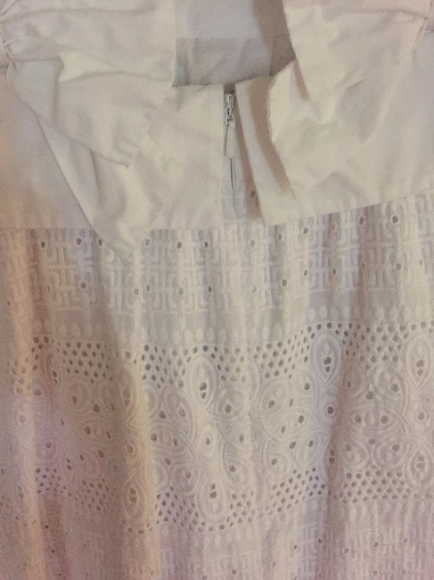 Lilly Pulitzer short dress White Eyelet Bows Bow Recruitment on Tradesy