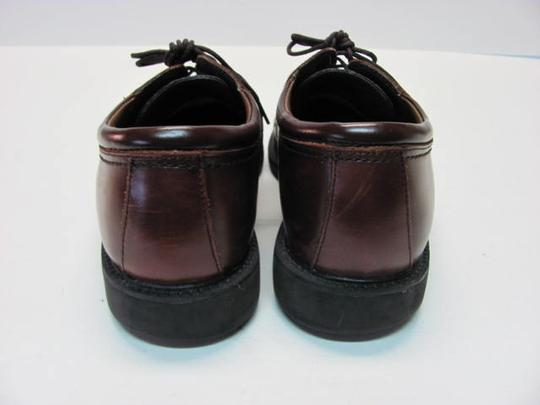 Bass Leather Good Condition Size 10.5m Mens brown Flats