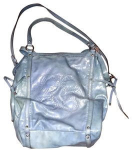 Preload https://item2.tradesy.com/images/coach-b1273-19569-teal-patent-leather-tote-3494161-0-0.jpg?width=440&height=440