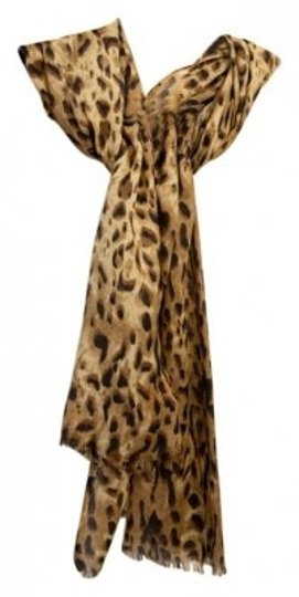 Preload https://item3.tradesy.com/images/tory-burch-leopard-print-animal-scarfwrap-34942-0-0.jpg?width=440&height=440