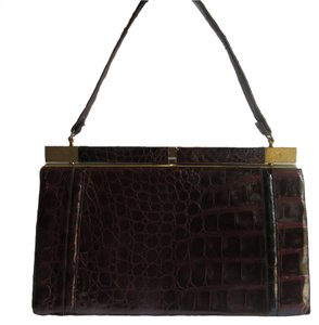 Other Crocodile Handbags Vintage Crocodile Handbag Crocodile Handbag. Genuine Crocodile Handbag Shoulder Bag