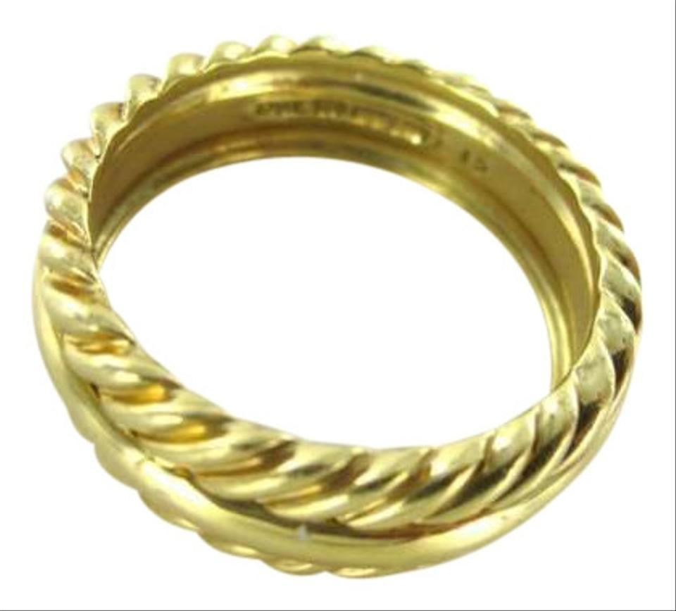 Vintage gold ring 61 off vintage jewelry tradesy for David s fine jewelry