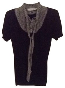 Trina Turk T Shirt Black & White