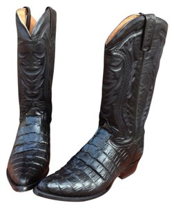 Rancho Black Boots