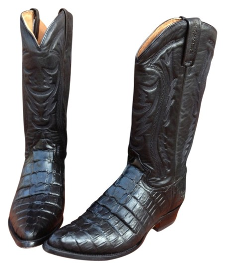 Preload https://img-static.tradesy.com/item/3494755/black-vaq-cola-ame-bootsbooties-size-us-10-extra-wide-ww-ee-0-0-540-540.jpg