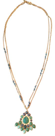 Preload https://img-static.tradesy.com/item/3495190/turquoise-long-statement-necklace-0-0-540-540.jpg