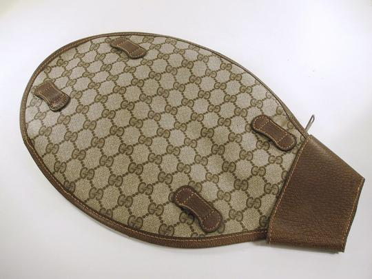 Gucci GUCCI LEATHER TENNIS PROTECTING COVER.
