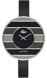 Lacoste Lacoste Ladies watch 2000578 Black Analog