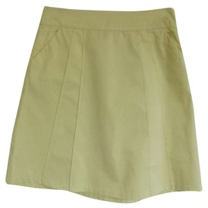 Old Navy Skirt Yellow