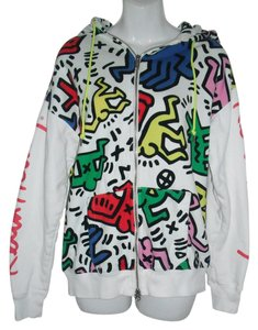 Joyrich Hoodie Man & Dog Multi-Color Jacket