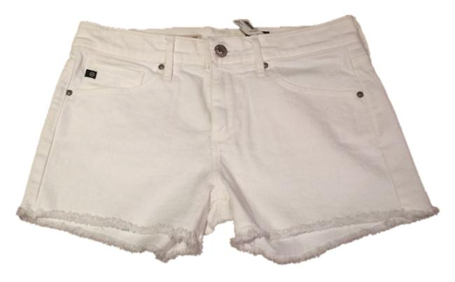 Preload https://item3.tradesy.com/images/ag-adriano-goldschmied-white-pixie-jean-cut-off-shorts-size-0-xs-25-3496672-0-1.jpg?width=400&height=650