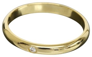 Cartier Cartier 18K Yellow Gold 1P Diamond Classic Wedding Ring