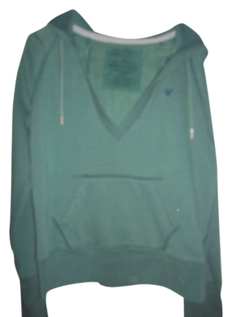 Preload https://img-static.tradesy.com/item/349722/american-eagle-outfitters-green-sweatshirthoodie-size-16-xl-plus-0x-0-0-650-650.jpg