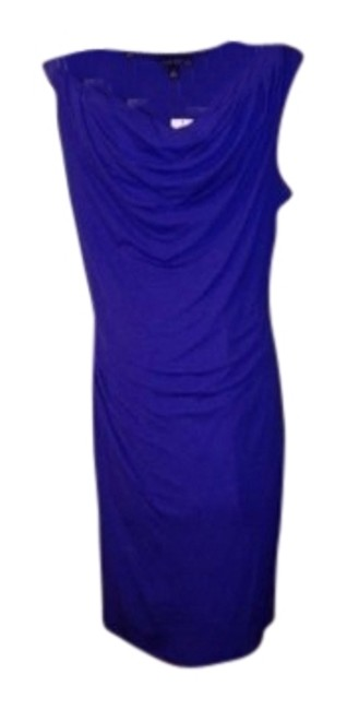 Preload https://img-static.tradesy.com/item/34973/banana-republic-electric-blue-br-new-color-m-knee-length-workoffice-dress-size-10-m-0-1-650-650.jpg