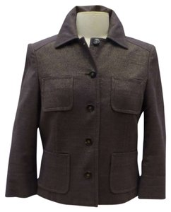 W by Worth Cool Brown Jacket