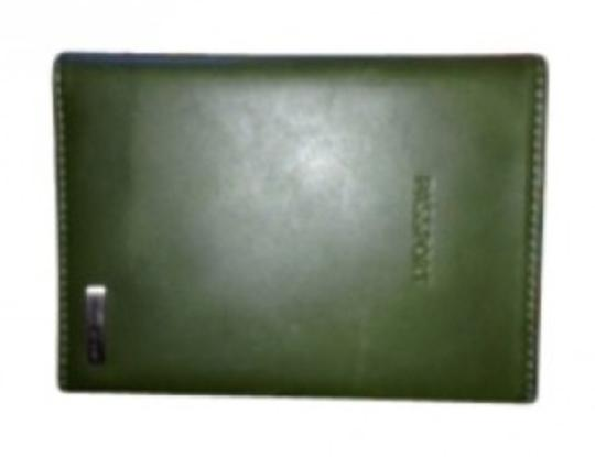 Preload https://item2.tradesy.com/images/tumi-olive-green-glove-leather-new-passport-cover-wallet-34991-0-0.jpg?width=440&height=440