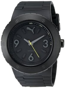 Puma Puma Men's watch PU103331002 Black Analog
