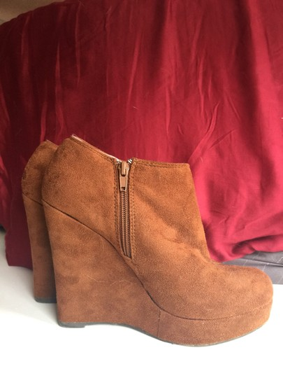 Forever 21 Brown Boots