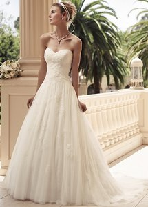 Casablanca 2108 Wedding Dress