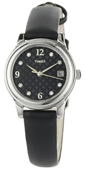 Timex Timex Ladies watch T2N450 Black Analog