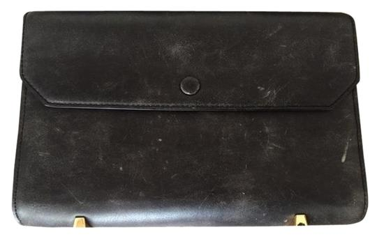 Preload https://img-static.tradesy.com/item/3500053/alexander-wang-chastity-black-distressed-leather-clutch-0-0-540-540.jpg