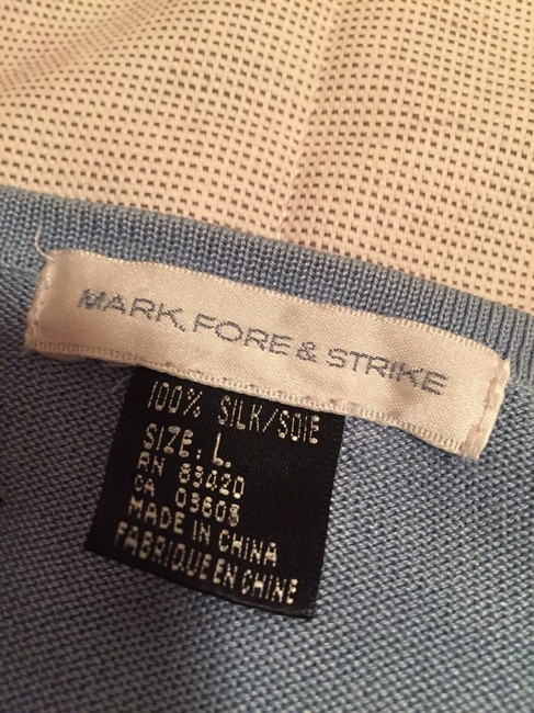 Mark, Fore & Strike Top Blue
