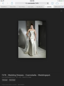 7478 Cosmobella Wedding Dress
