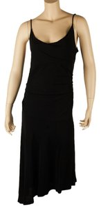 Black Maxi Dress by Diane von Furstenberg Nylon