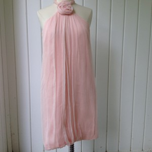 Monique Lhuillier Pink Dress Dress