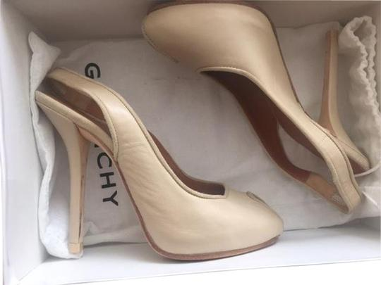 Givenchy Beige Pumps