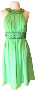 Cinderella Divine short dress Bright Green Special Occasions Night Out on Tradesy