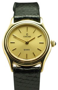 Concord Concord Royal Mariner Solid 14K Solid Yellow Gold Lady's Quartz Watch