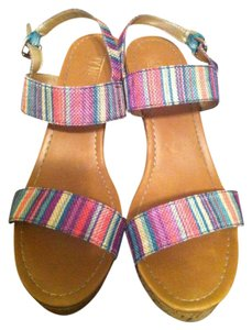 Mix No. 6 Multicolor Wedges
