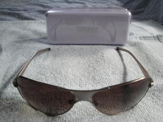 DKNY DKNY Aviator sunglasses